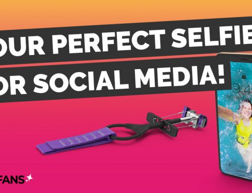 Your perfect selfie for social media!