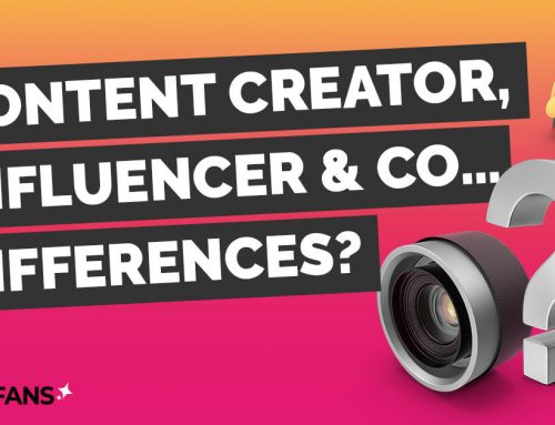 Content Creator, Influencer & Co. – what makes the difference?